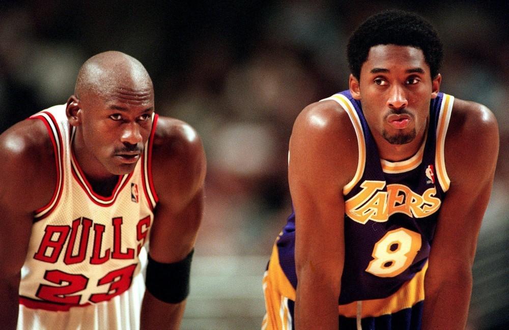 Kobe Bryant VS Michael Jordan